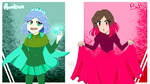 Two Princesses ?!   Glitchtale