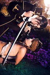 Adekan : Tetsu + Shinonome