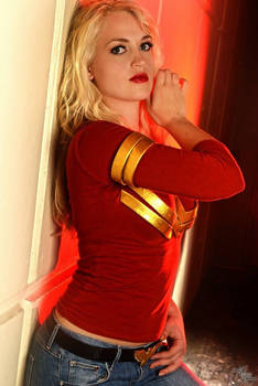 Wonder Girl (Cassie)