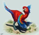 Parrot Raptor