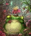 Angler Frog (realistic version)