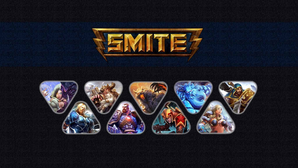 Smite Norse Gods Wallpaper 1920x1080 By HellShoot