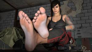 Mara feets #01