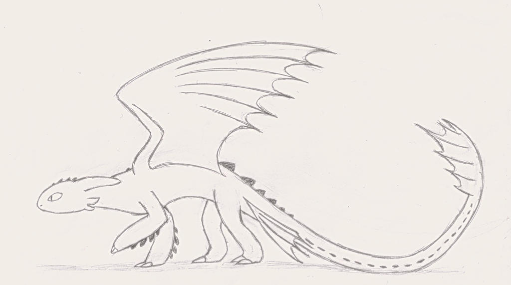 Baby Night Fury Dragon Coloring Pages Pictures to Pin on ...