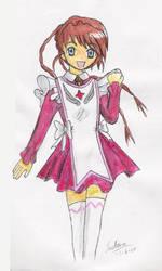 MaiOtome: Arika Yumemiya by Hyper-dragon