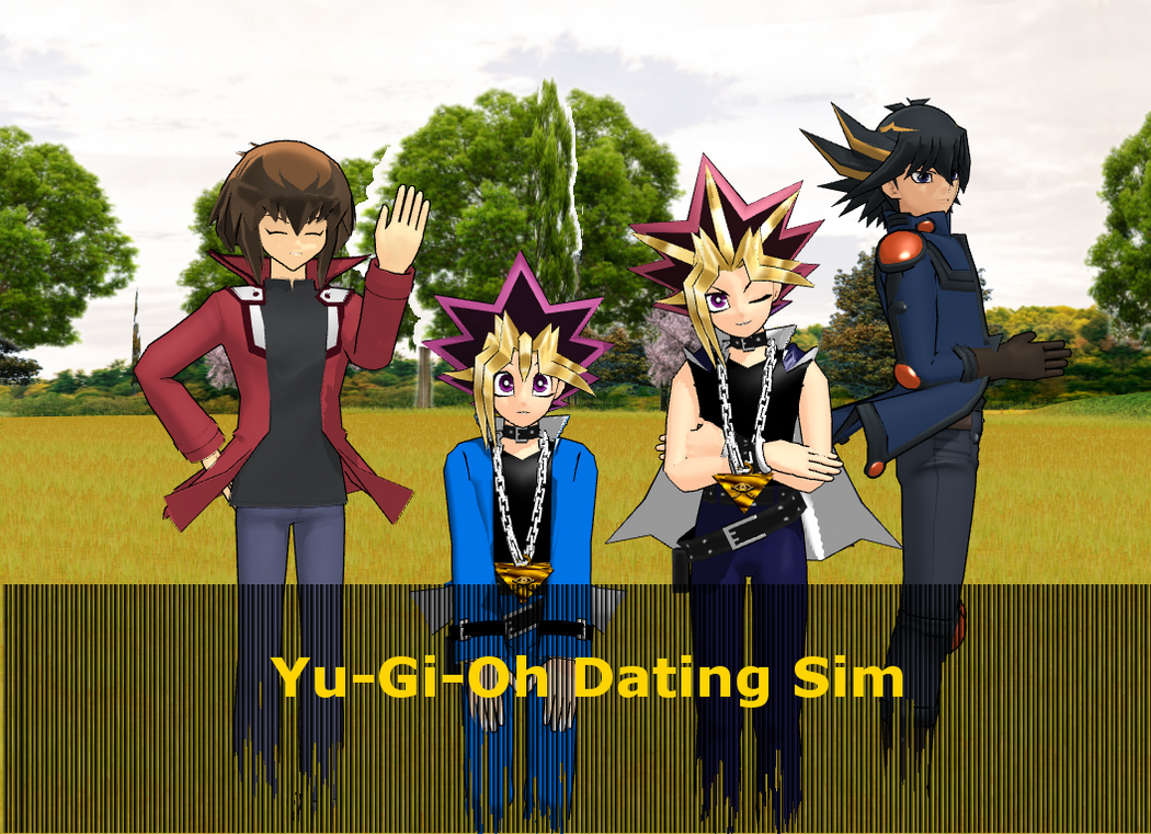 Yu gi oh title page dating sim by mmdlowdisan on deviantart