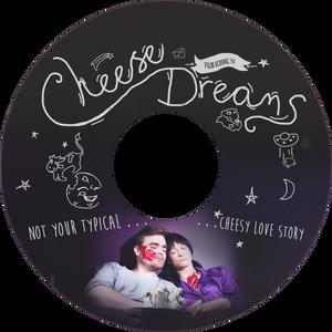 Cheese Dreams DVD disk by Faeiii