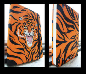 Tiger Book by AppleSpirit