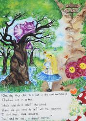 World of Alice by AppleSpirit