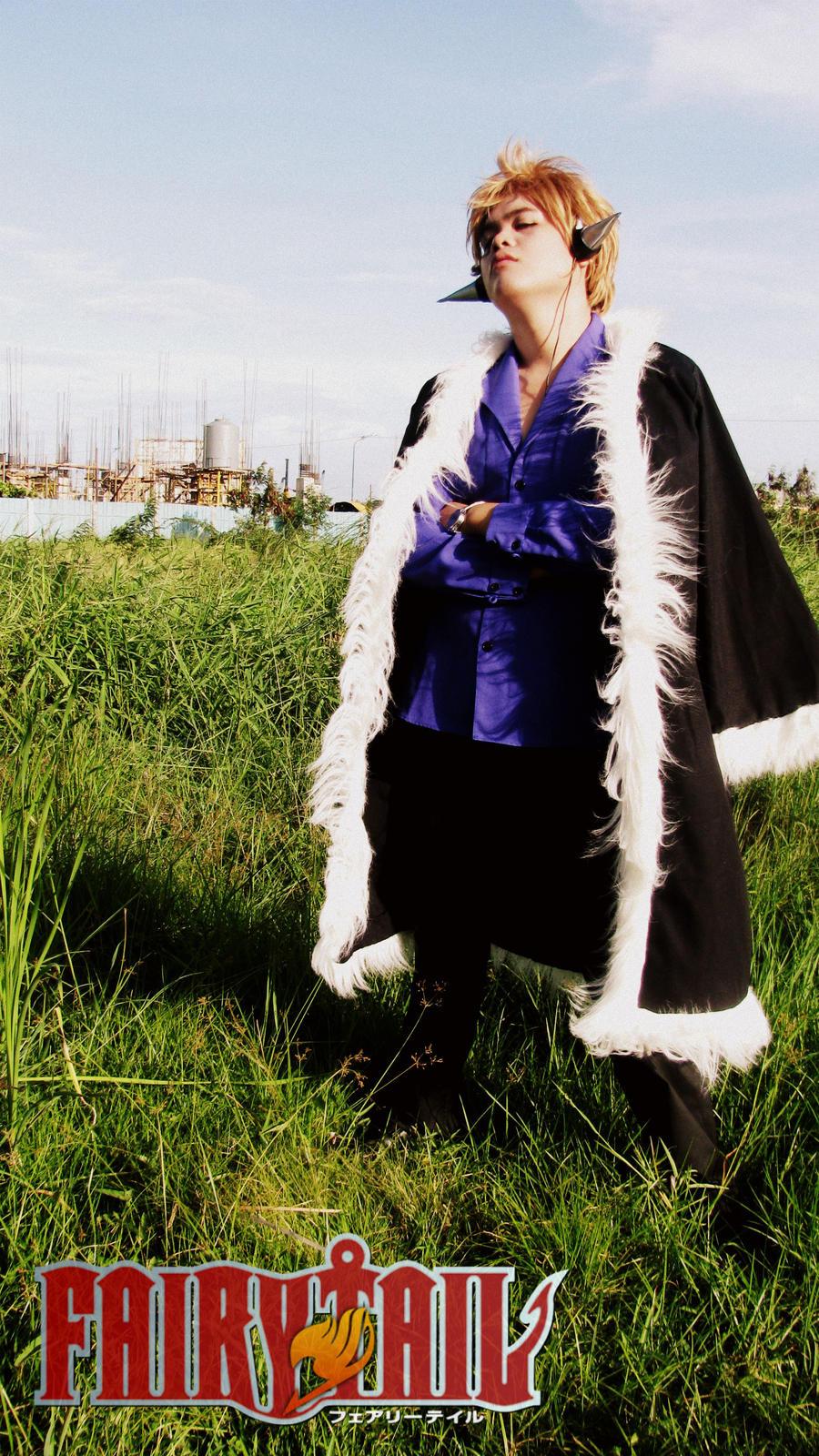Fairy Tail Laxus Cosplay | www.imgkid.com - The Image Kid ...