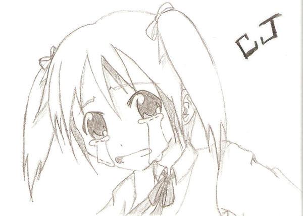 crying anime girl by CJsAnimeRagDoll on DeviantArt