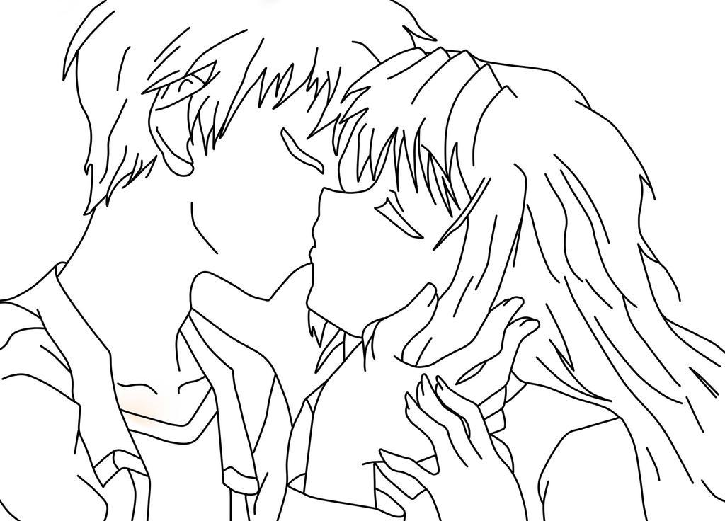 Dibujos Animados Para Colorear De Anime ~ Ideas Creativas Sobre Colorear