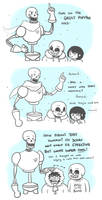 Undertale: Too chill