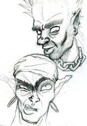 goblins by Chacartz