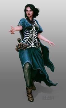 Novice Sorceress