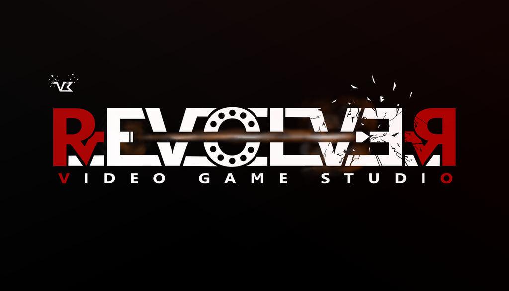 Logo Practice - REVOLVER - Video Game Studio