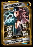 WWE SuperCard Custom Card - Undertaker