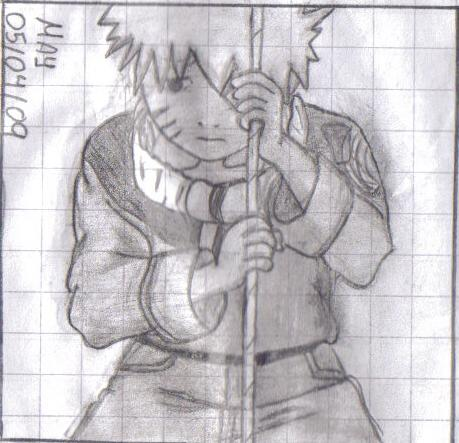 Naruto Triste By LvlAyra