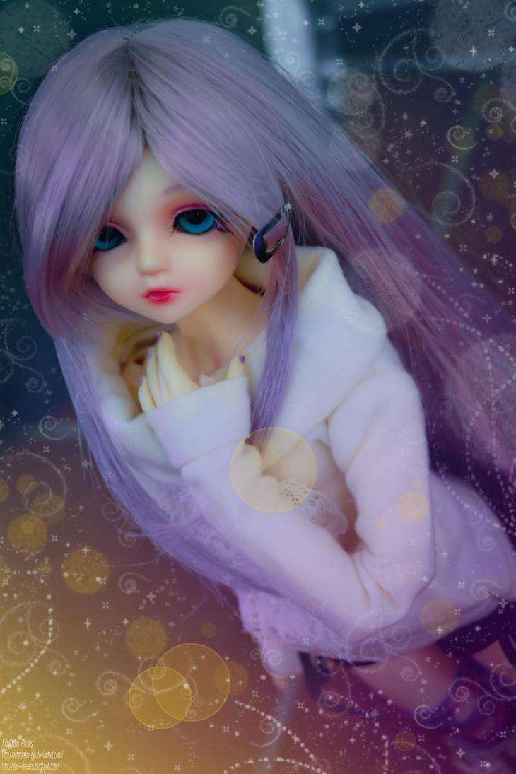 A Girl Like Me by AidaOtaku-BJD