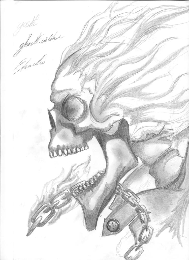 ghost rider by Theducksarespies on DeviantArt