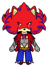 C: Chibi Meaghan by X-irus