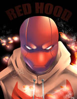 Red Hood by X-irus
