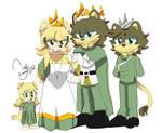 Leo's Parents + Siblings