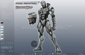 Stark Enterprises ROBOCOP