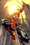 Spiderman Colors