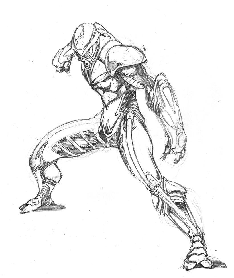 Character Design Hero : Character design hero figure by natej on deviantart
