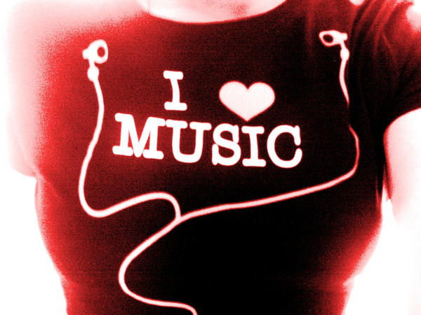 i love music. i love music. by