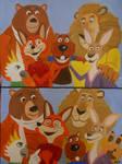 Sing Zoobaroo selfie by zielinskijoseph