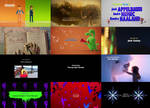 Animation 2019's DIRECTED BY collage