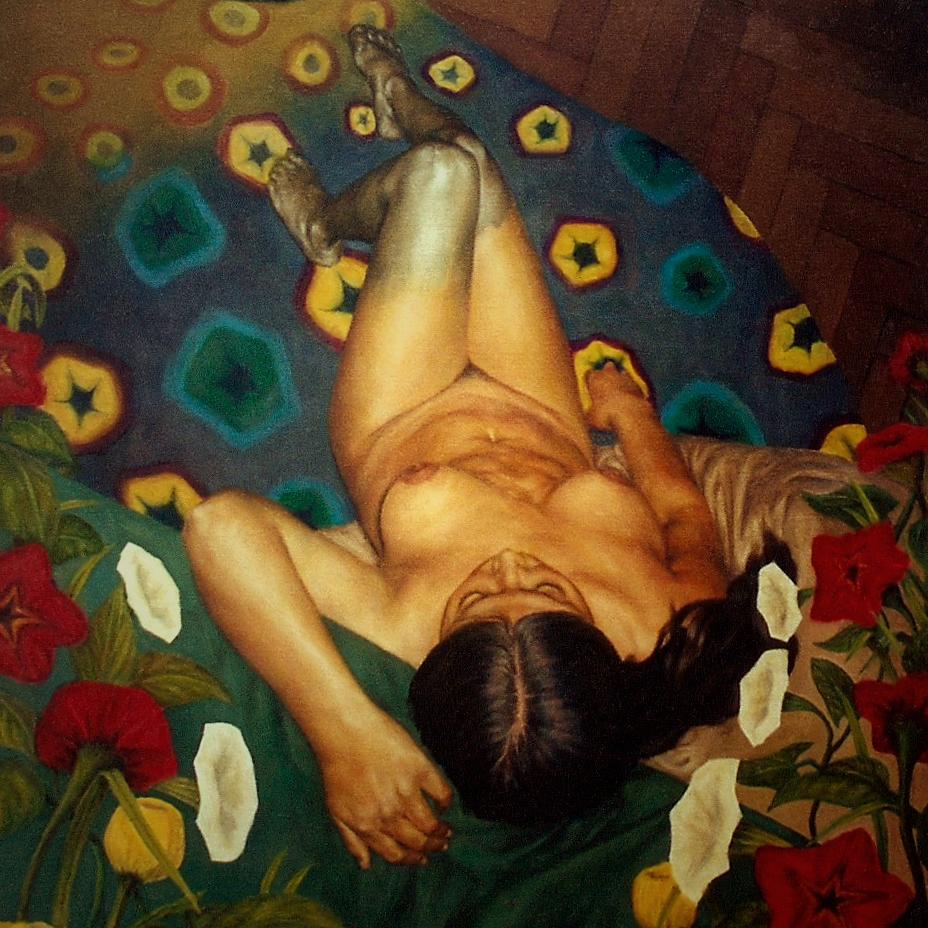 Into a Dream (Detail) by ManuelAdrianzen