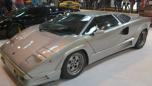 Lamborghini Countach LP500S by AshHughes