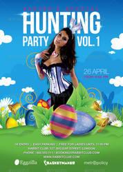 Easter Special Rabbit Hunting Season Party by n2n44