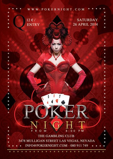 Poker Night In Club by n2n44