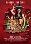 Cinco De Mayo Party Gualajara Club by n2n44