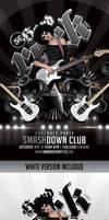Hard Rock Party In Smashdown Club