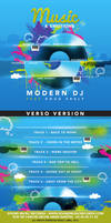 Everyday Modern Music And Emotions Cd Cover
