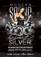 Silver Club Modern Sound Night Party by n2n44