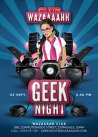 Special Geek Night Party In Club by n2n44