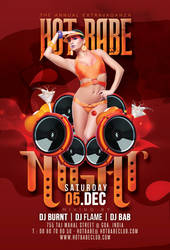 Muy Caliente Hot Babe Party In Music Club by n2n44