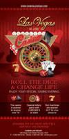 Casino-Flyer by n2n44