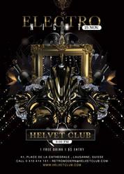 Nightclub Flyer by n2n44