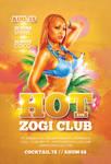 Hot Summer Flyer by n2n44