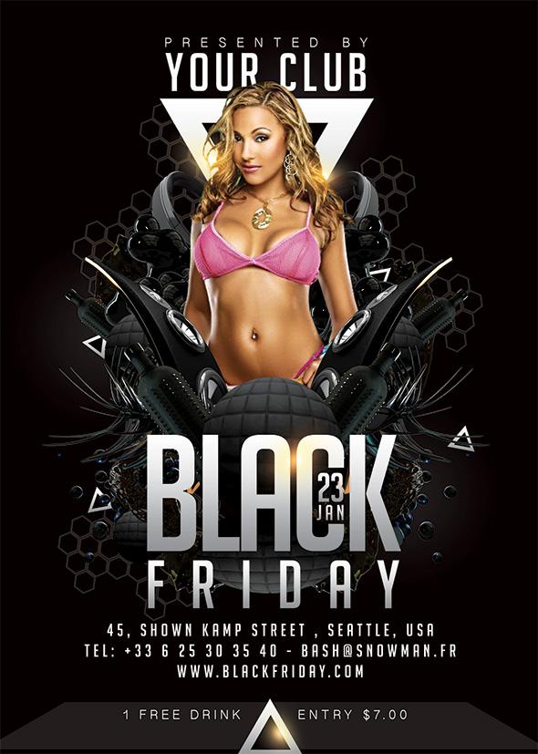 Black Friday by n2n44