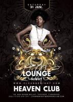 Lounge Club Flyer by n2n44
