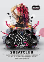 Vibe Day Party GR by n2n44