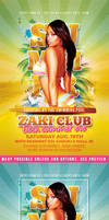 Summer Club Flyer
